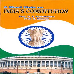 Picture of Indian's Constitution