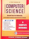 Picture of A Text Book Of Computer Science Second P.U