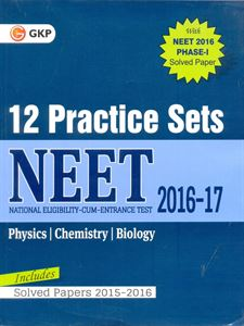 Picture of 12 Practice Sets NEET
