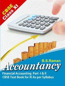 Picture of Accountancy Part I&II NCERT As Per New Syllabus For Class XI
