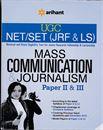 Picture of Arihant UGC/NET/SET (JRF & LS) Mass Communication & Journalism Paper II & III