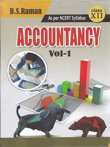 Picture of Accountancy Vol -1 NCERT As Per New Syllabus For Class XII