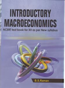 Picture of Introductory Macroeconomics NCERT As Per New Syllabus For Class XII
