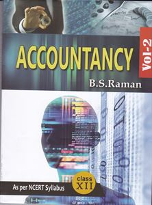 Picture of Accountancy Vol -2 NCERT As Per New Syllabus For Class XII
