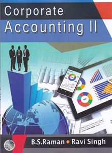 Picture of Corporate Accounting II As Per CBCS B.Com IV Sem Mysore V.V